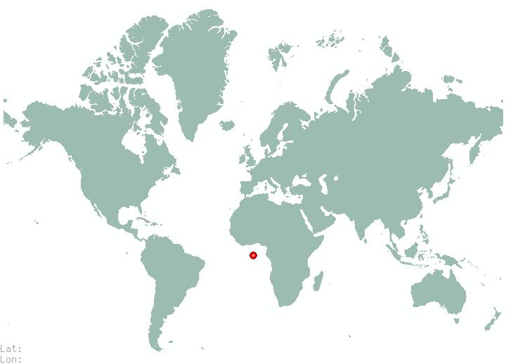Bethlehem In World Map
